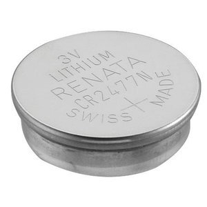 Lithium battery, CR2477N -C5, 3V, 1 pcs, Renata, GP