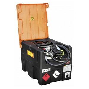 Mobiilne kütusemahuti 190L KS-Mobil Easy el.pumbaga, bensiin, Cemo