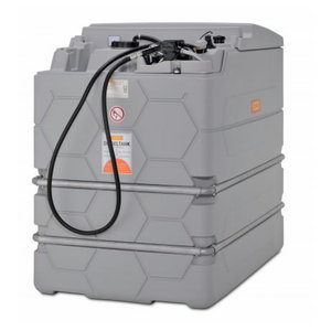 Dieseltank station 1,5T tank with tanking system CUBE Indoor, Cemo