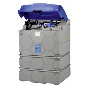 AdBlue 1,5T tank with tanking system CUBE Outdoor P., Cemo