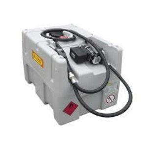 Mob.kütusemah. 600L Mobil Easy, Li-Ion akuga, Diisel, Cemo