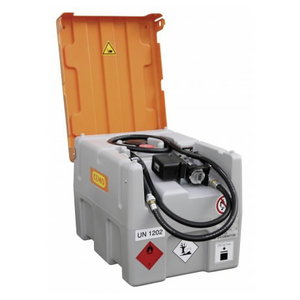 Mob. fuel tank syst. 430L Mobil Easy, Li-Ion battery, Diesel, Cemo