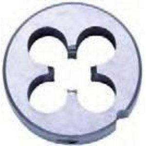 Circular Die M 8x1,25 HSS EVENTUS 4005, Exact