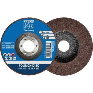 Šķiedras disks 115mm A100 PNL POLINOX, Pferd
