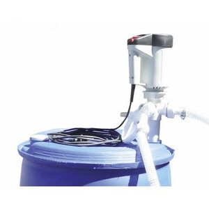 ECO set - electric drum pump for liquid chemicals, Cemo