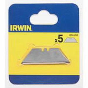 Geležtė peiliui trapecinė, Carbon, 5 vnt., IRWIN