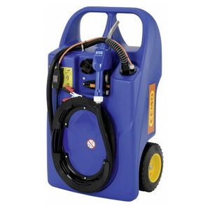 Mobil AdBlue tank 60l with pump, Cemo