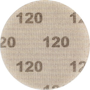 Velcrolihvketas 125mm A 120 KSS NET avadeta