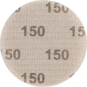 Diskas velcro 125mm A 150 KSS NET, Pferd