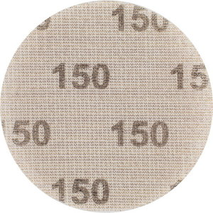 Velcrolihvketas 125mm A 150 KSS NET avadeta