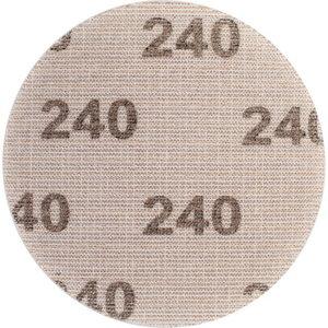 Velcrolihvketas 125mm A 240 KSS NET avadeta