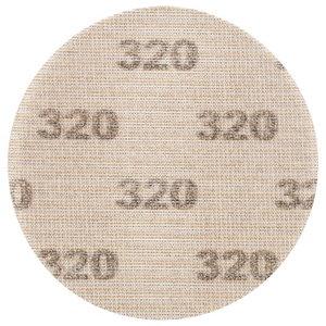 VELCRO DISCS 150mm A 320 KSS NET, Pferd