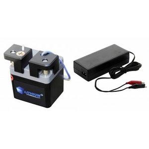 Mobil Easy LiFePo4 aku 13,2V 5,5Ah, with charger, Cemo