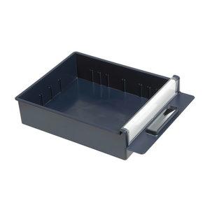 Plāksnīte/uzlīme 4-800 plaukta atvilktnēm, 6 gab., Raaco