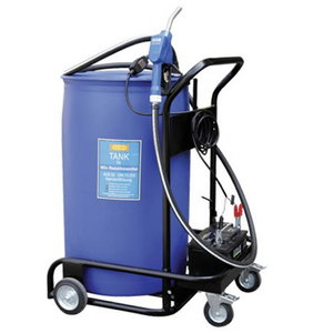 AdBlue trolley for drums with pump 12V, Cemo