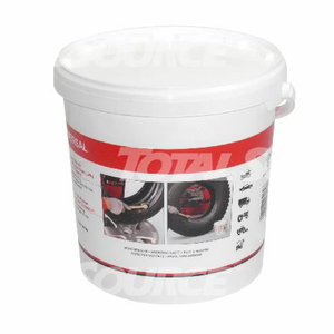 Tyre mounting paste, 10kg, TVH Parts