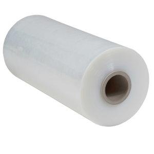 Machine film Strech width 50cm, thick. 23 mic, elastic. 150%
