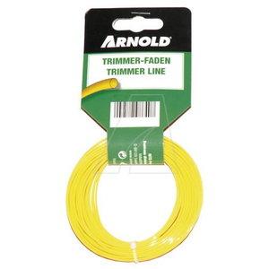 Trimmitamiil 3,3mm x 15m, ümar, Arnold