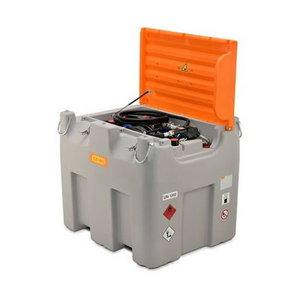 Mobil fuel tank 850/100L DT-Mobile Easy COMBI 24/12V Basic, Cemo