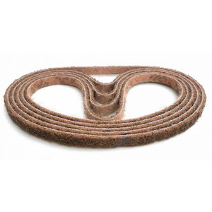 Abrasive belt 10x330mm A CRS brown (coarse) Scotch-Brite, 3M