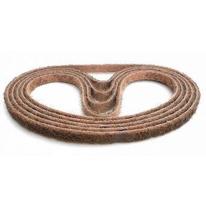 Abrasive belt 10x330mm A CRS brown (coarse) Scotch-Brite, 3M