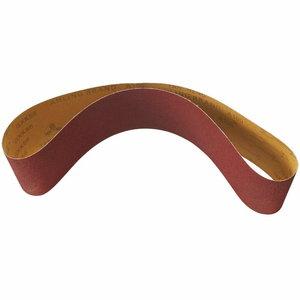 Fabric sanding belt 685 x 50 mm - grit 120 (10 pcs.), Bernardo