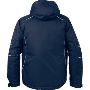 Žieminė striukė  1407 tamsiai mėlyna 2XL, Acode