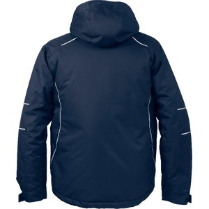 Winter jacket 1407 navy, Acode