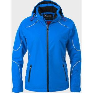 Žieminė striukė moteriška 1408 mėlyna M, Acode