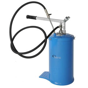 Hand grease pump for 20l drum, Orion