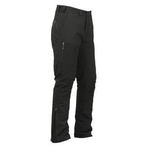 Softshell püksid 1255 mustad, M, Acode
