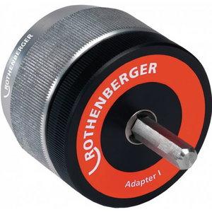 Cauruļu frēzes adapteris I for 1500000237, Rothenberger