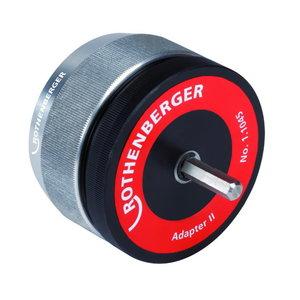 Cauruļu frēzes adapteris II 1500000236, Rothenberger