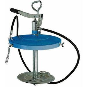 Mobili konsistencinio tepalo pompa 20 kg