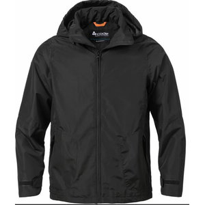 Rain jacket1453 black, Acode