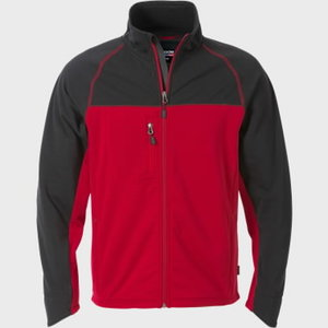 Džemperis 1475, sarkans/melns, XL izmērs