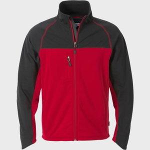 Džemperis 1475, sarkans/melns, XL izmērs XL, Acode