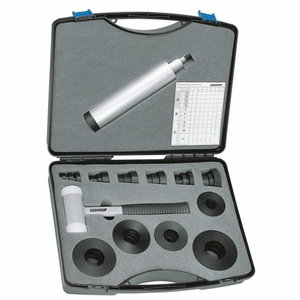 Professional plastic bearing installation set, Gedore