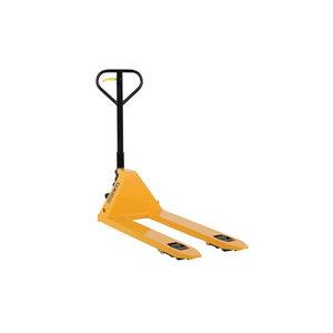 Kahvelkäru  HPT-V 2500kg, kahvlid 1150mm, PU, Intra