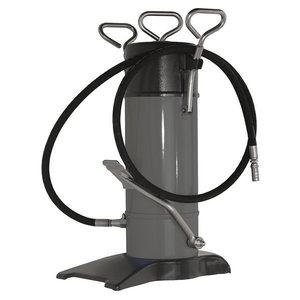 Foot grease pump. Volume 5kg