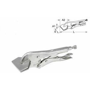 Metināšanas satvērējstangas, 245mm, KS Tools