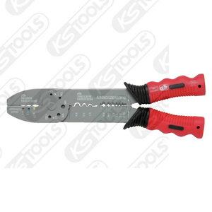 Daugiafunkcės žnyplės kabeliams  0,75-6,0mm2, KS Tools
