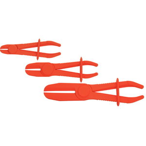 Hose clamp plier set 3pcs, KS Tools