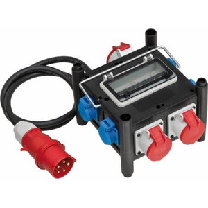 Power distributor 2m  BSV 3/32 2 IP 44, Brennenstuhl