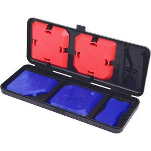 Fugi-Maxi Silicone Scraper Set, 7 pcs, KS Tools