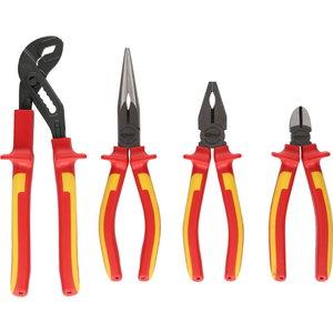 ERGOTORQUE VDE pliers set, 4 pcs, variante 1, KS Tools