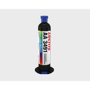Valguskõvenev liim  AA 3491 25ml, Loctite