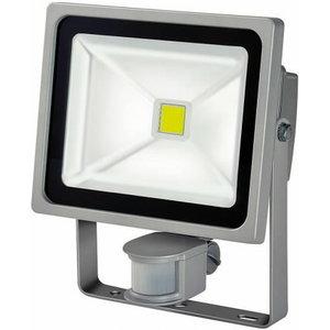 prozektor LED  30W IP44 PIR sensor 2550lm, Brennenstuhl
