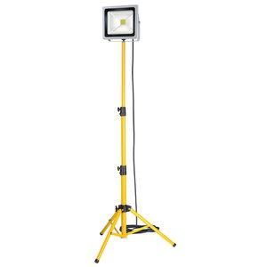 Prozektor LED 50W IP65  5m H07RN-F 3G1,0 50W statiiviga, Brennenstuhl