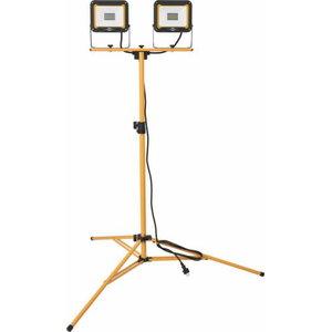 Prožektors LED ar statīvu JARO 220V IP65 2x30W 5860lm, Brennenstuhl